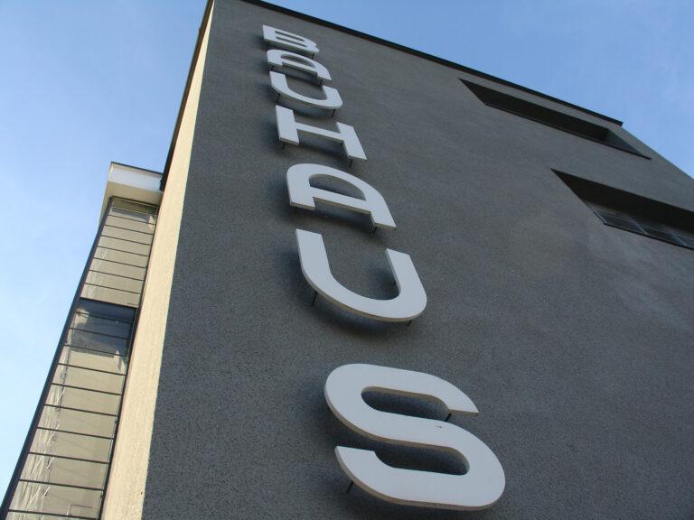 Arkitektur i Tyskland – Bauhaus
